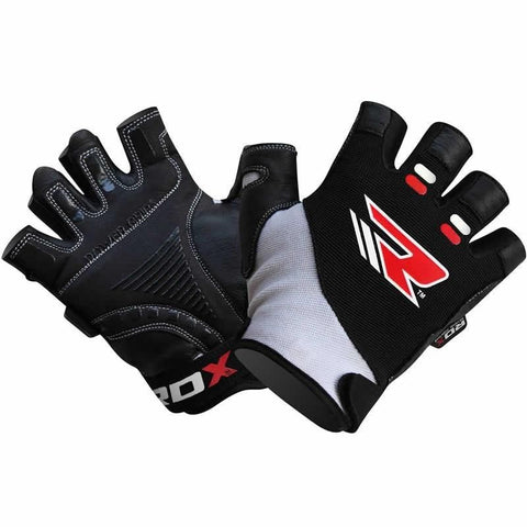 RDX Gym Workout Amara Weight Lifting Training Gloves - gymzey-com