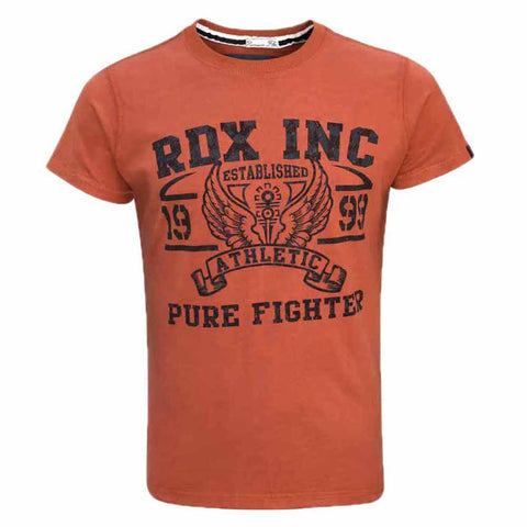 RDX Pure Fighter Training T-shirt - Gymzey.com