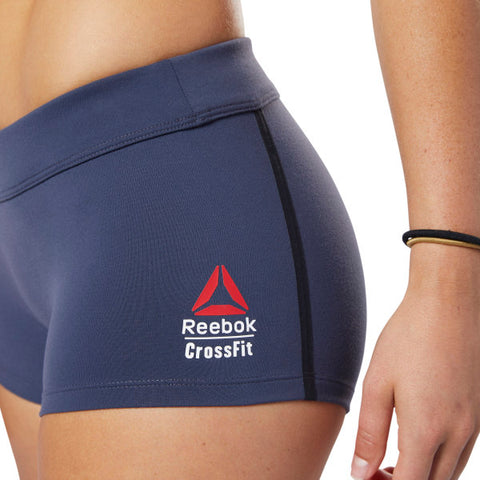 Reebok CrossFit Chase Shortie G Shorts - Blue