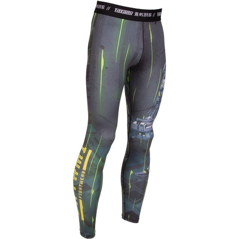 Tatami Fightwear Urban Warrior Spats - gymzey-com