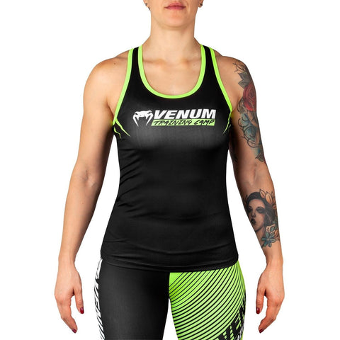 Venum Training Camp 2.0 Ladies Tank Top - gymzey-com