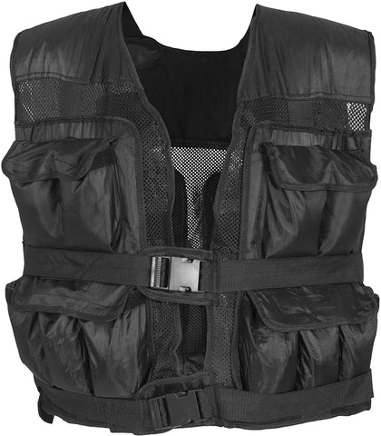 Strength and Cross Training Weight Vest - 10kg - Gymzey.com