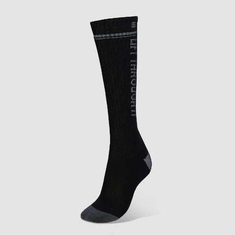 Signature Deadlift Sock - Lift Through It