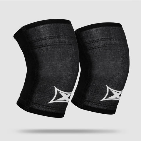 "Grippy ""X"" Knee Sleeves"