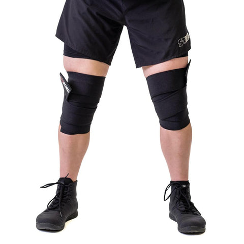 STrong Knee Wraps