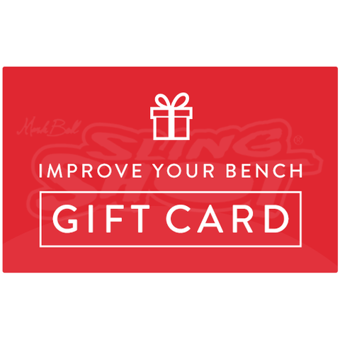 Improve Your Bench Gift Card