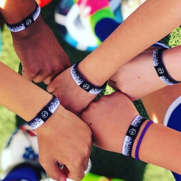 A Motivational Bracelet for Young Athletes
