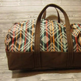 Roomy Duffel Bag Craft Project