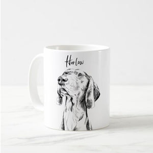 Custom Pet Mugs - Sketch