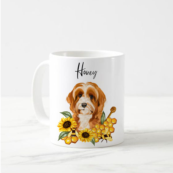 Custom Pet Mugs - Highly Detailed
