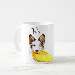 Custom Pet Mug - Medium Detailed