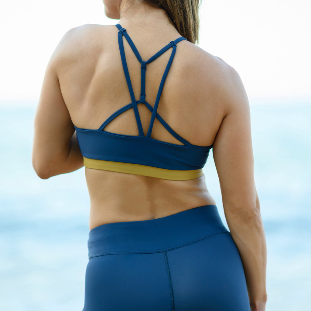 ORO Strappy Top