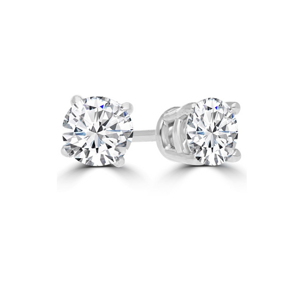 Diamond Stud Earrings 9/10 Carat