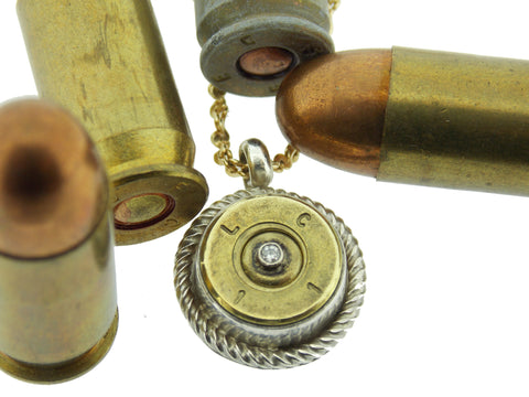 Shell Casing Memorial Jewelry