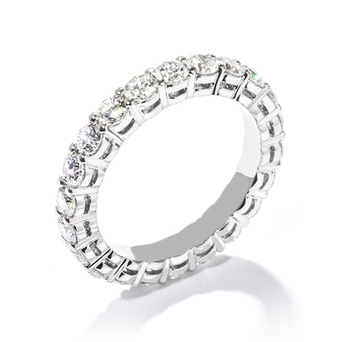 Eternity 2 Carat Diamond Band