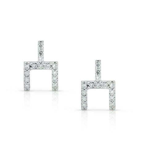 Cattle Brand Earrings