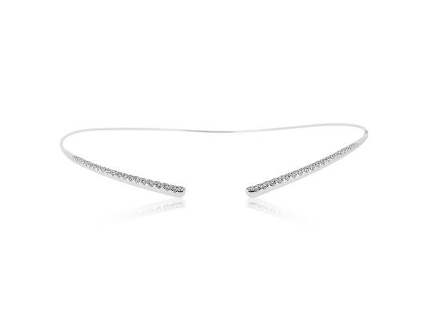 Avant Garde Diamond Collar