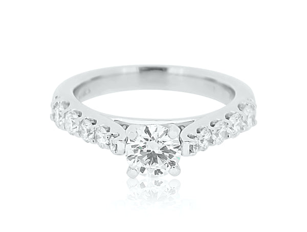Diamond Accented Ring