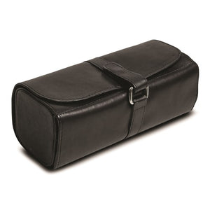 Leather Leather Large Jewelry Roll