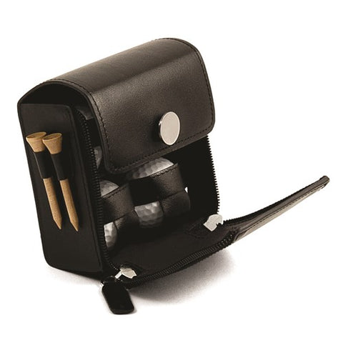 Black Leather Golf Accessories