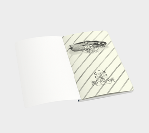 Carnet de Notes - Running Wild - Petit - 5'' X 8.5''