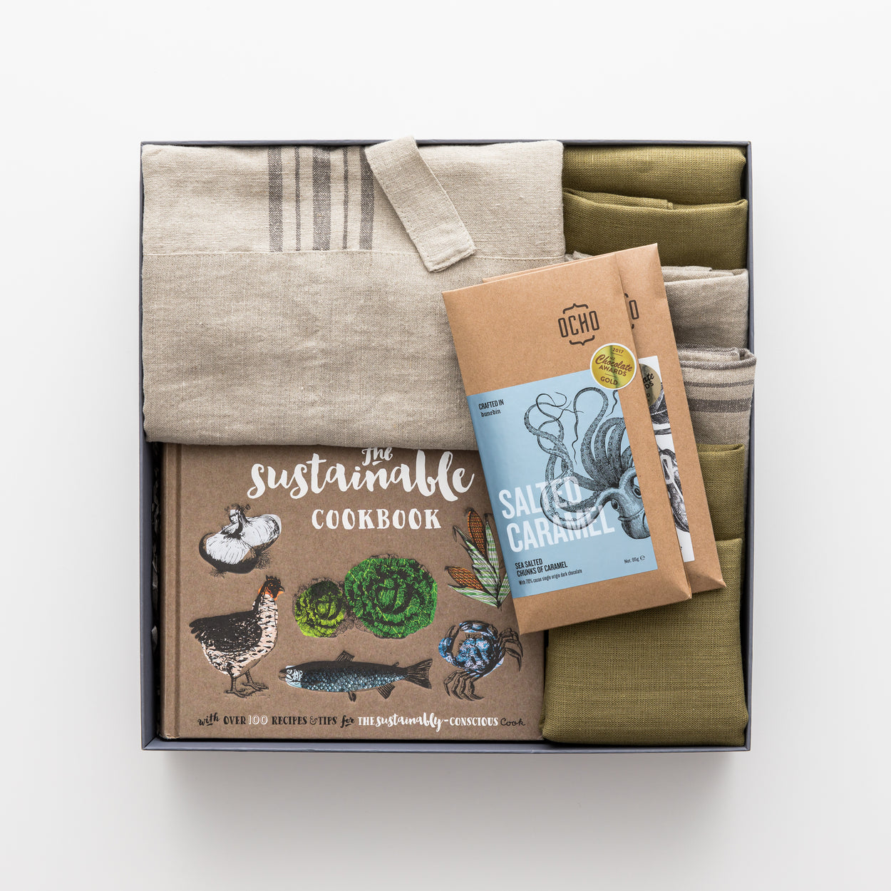 The Sustainable Choice - Gift Box NZ - Gifts of Distinction