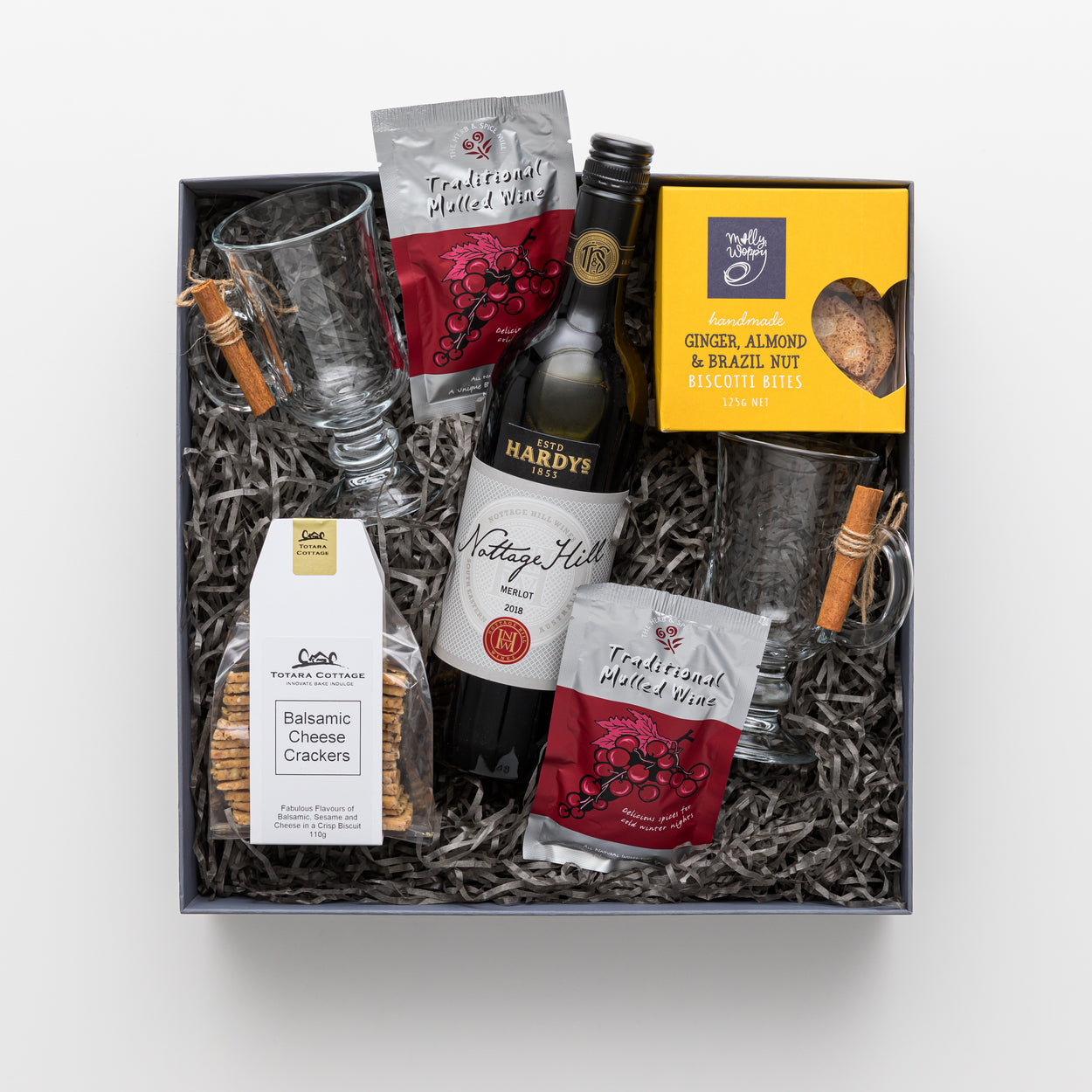 Fireside Bliss - Gift Box NZ - Gifts of Distinction