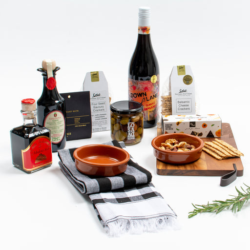 The Gourmet's Choice - Gift Box NZ - Gifts of Distinction