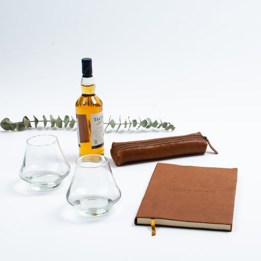 Leather and Whisky - Gift Box NZ - Gifts of Distinction