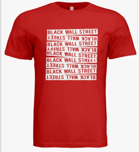 BLACK WALL STREET (WHITE)