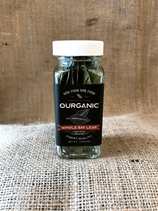 Whole Bay Leaf - Organic