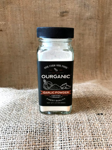 Garlic Powder - Organic
