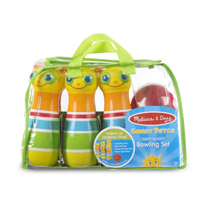 Melissa & Doug Giddy Buggy Bowling Set