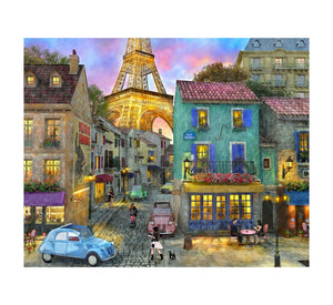 Springbok Eiffel Magic 1000pc Puzzle-COMING SOON