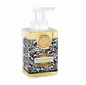 Michel Design Foaming Hand Soap Honey Almond