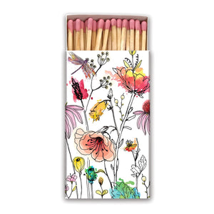 Michel Design Posies Matchbox