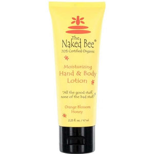 Naked Bee Orange Blossom Hand & Body Lotion 2.25oz