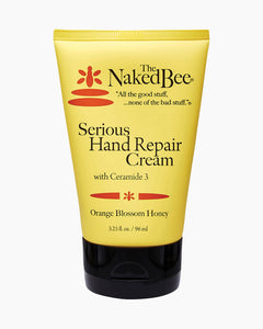 Naked Bee Orange Blossom Hand Repair Cream 3.25oz