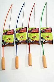 Firebuggz Fishing Poles-Green