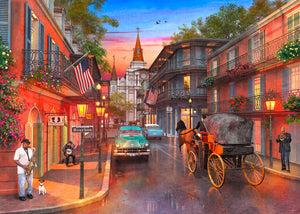 Springbok Bourbon Street 1000pc Puzzle-COMING SOON