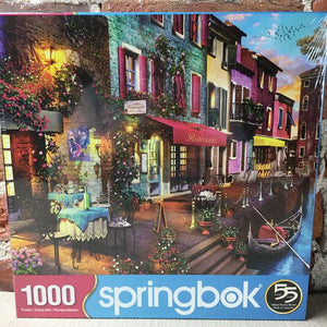 Springbok Dolce Vita 1000 pc Puzzle-COMING SOON