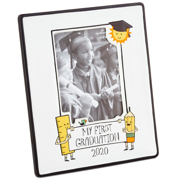 Hallmark My First Graduation 2020 Frame