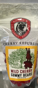 Cherry Republic Wild Cherry Gummy Bears
