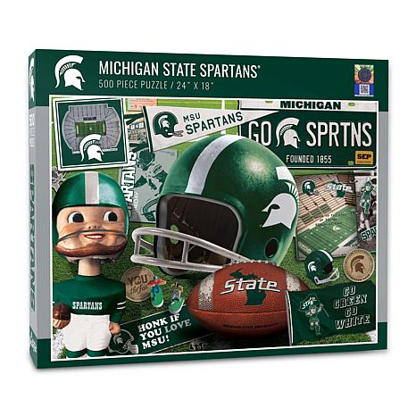Michigan State Spartans 500 pc Puzzle