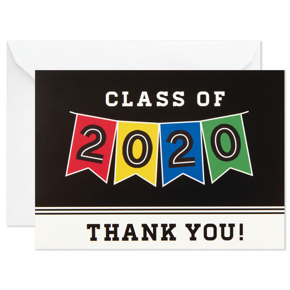 Image Arts Class of 2020 Thank You Notes