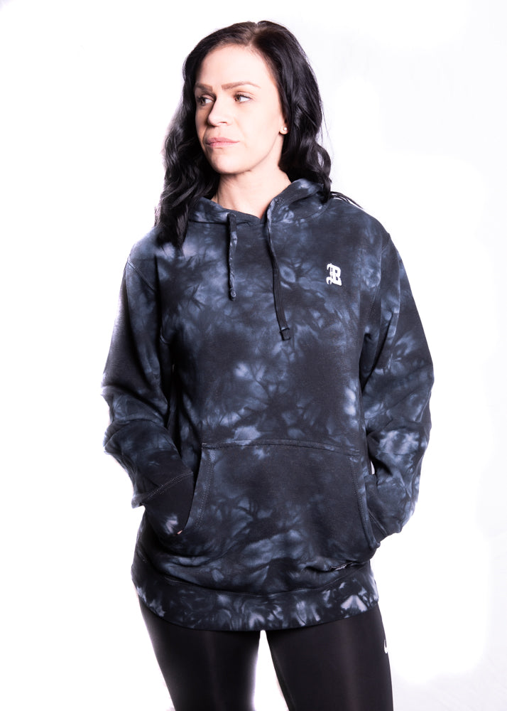 TIE DYE HOODED PULLOVER - Body Masters Lifestyle