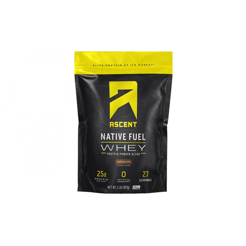 Ascent Whey Protein Powder - Body Masters Lifestyle