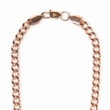 Load image into Gallery viewer, Rose Gold Chain Necklace