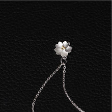 Load image into Gallery viewer, Bohemian Cherry Blossom Necklace