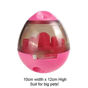 Interactive Treat Ball Food Dispenser